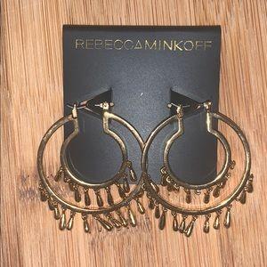 Brand new Rebecca Minkoff earrings